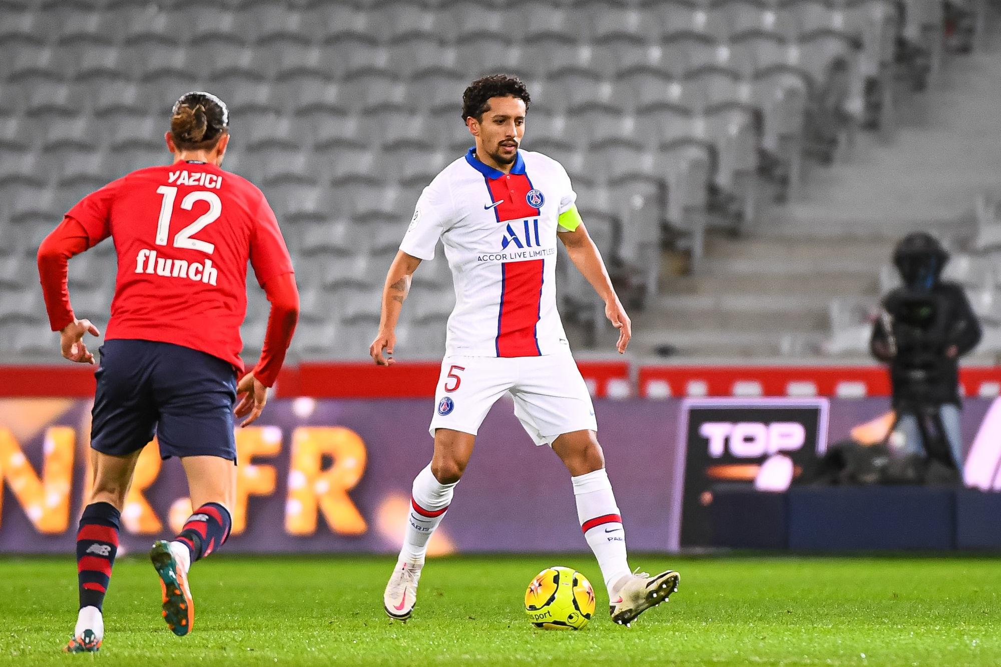 Lille/PSG - Les notes des Parisiens dans la presse : des joueurs impressionnants, d'autres décevants