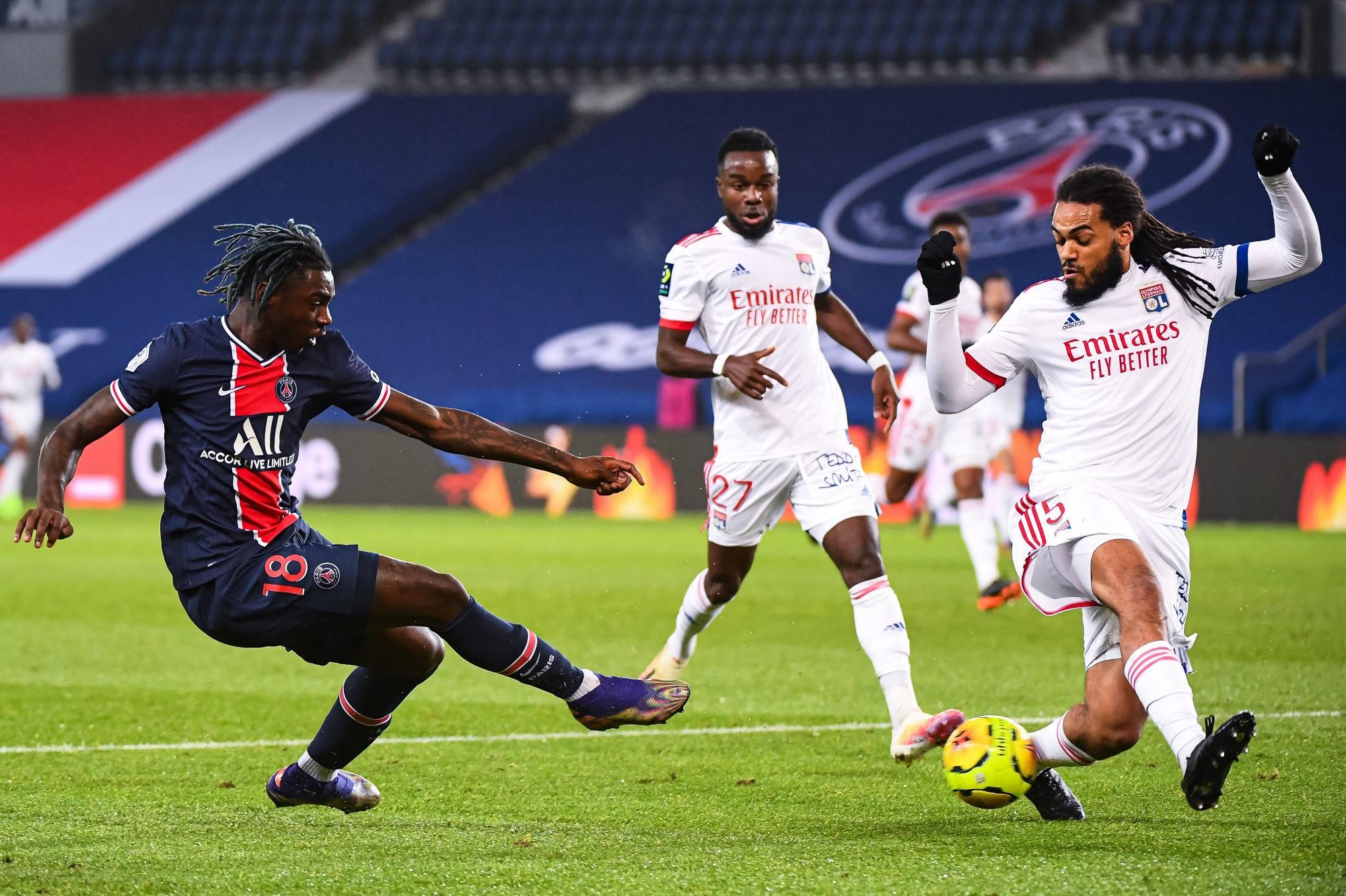 Résumé PSG/OL (0-1) - La vidéo du but, des temps forts du match et de la blessure de Neymar