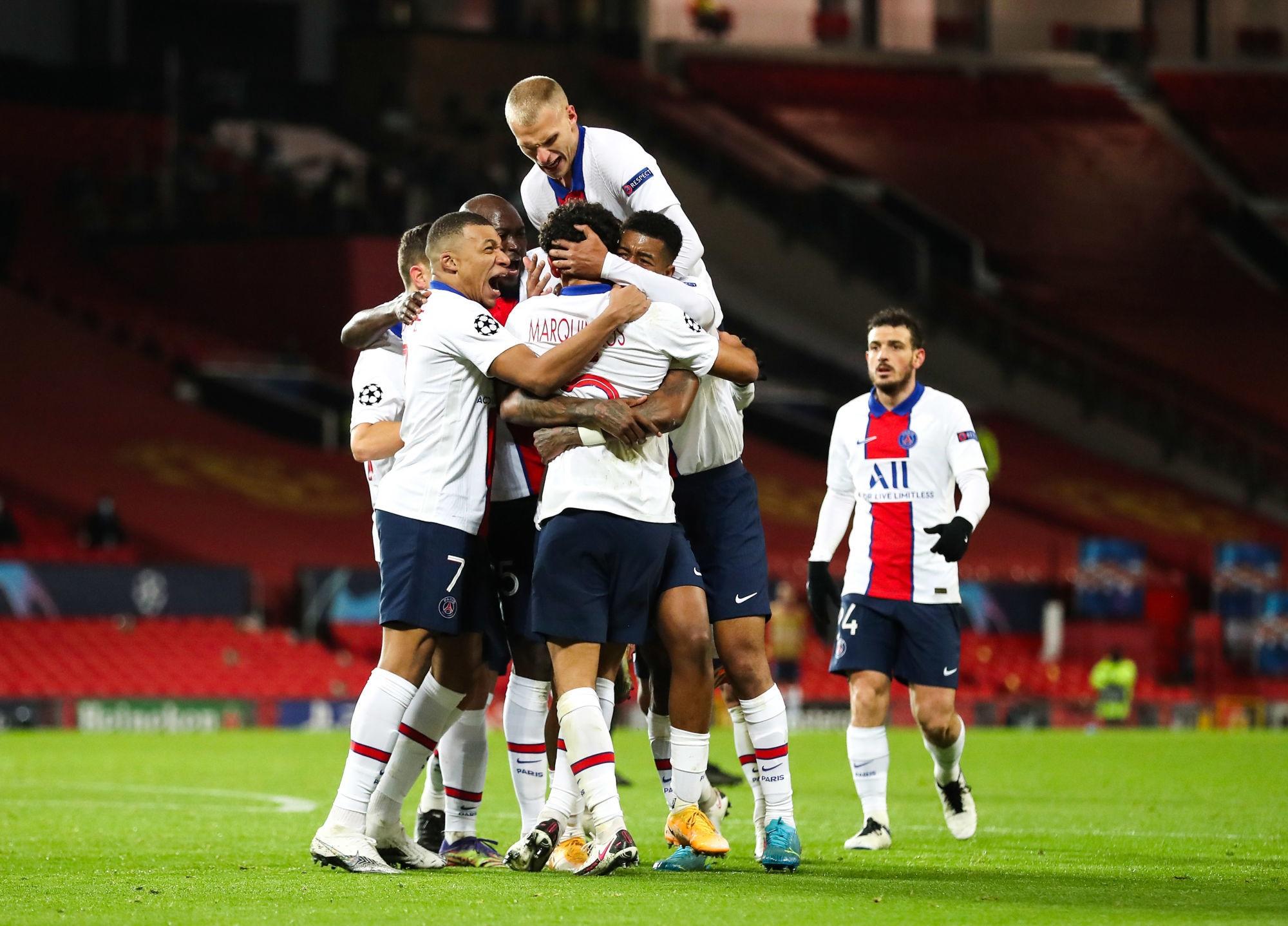 Manchester United/PSG - Que retenez-vous de la victoire parisienne ?