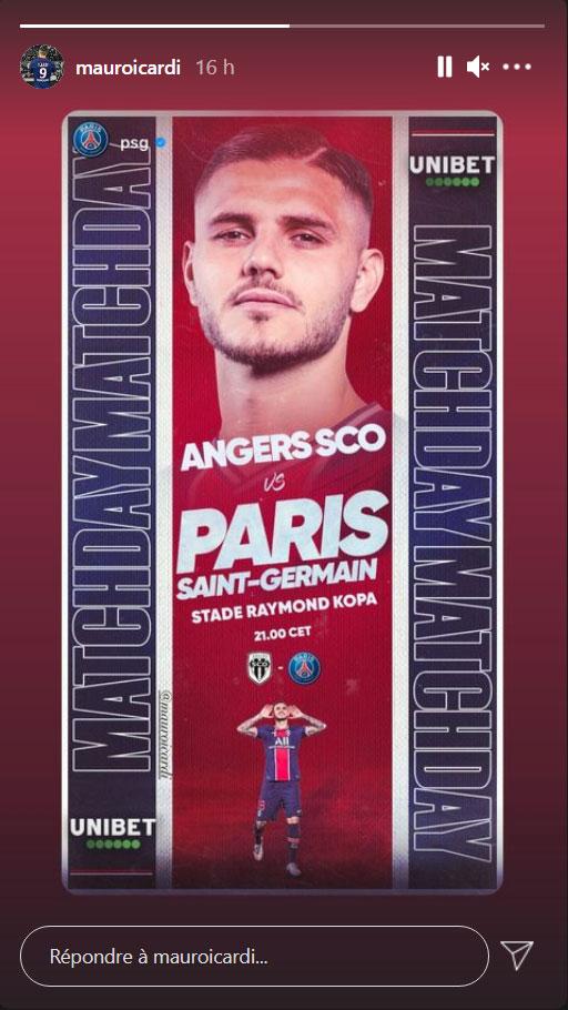 Les images du PSG ce samedi : Victoire compliqué face au SCO Angers