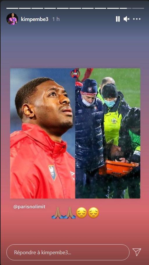 Les images du PSG ce samedi: Entrainement, conf de presse et soutien à Garissone Innocent