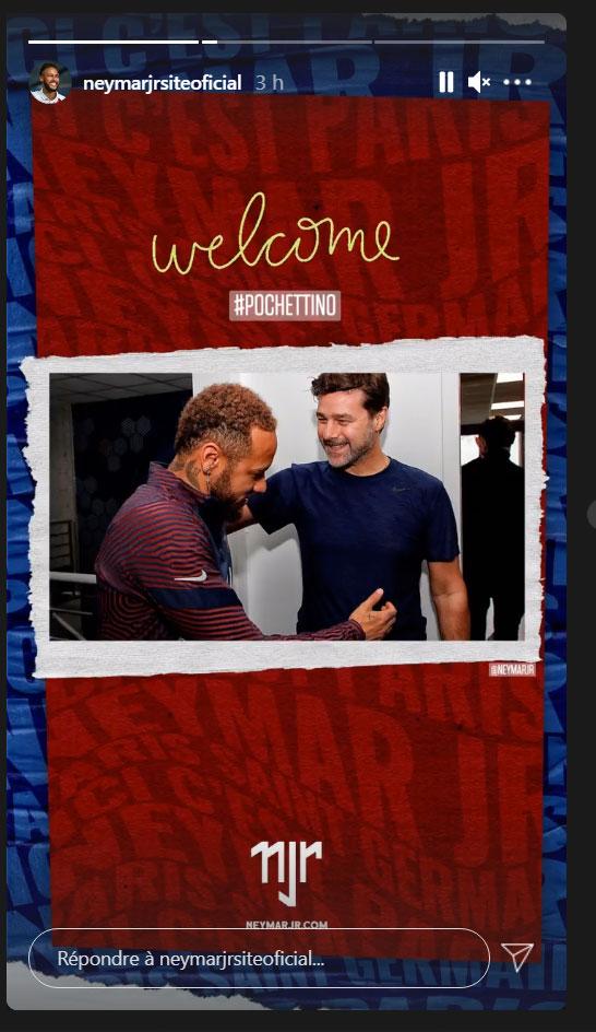 Les images du PSG ce dimanche: Premiers mots de Pochettino, reprise, et demande en mariage