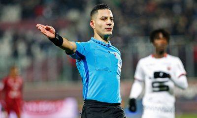 PSG/Nantes - Abed arbitre du match, attention aux cartons rouges