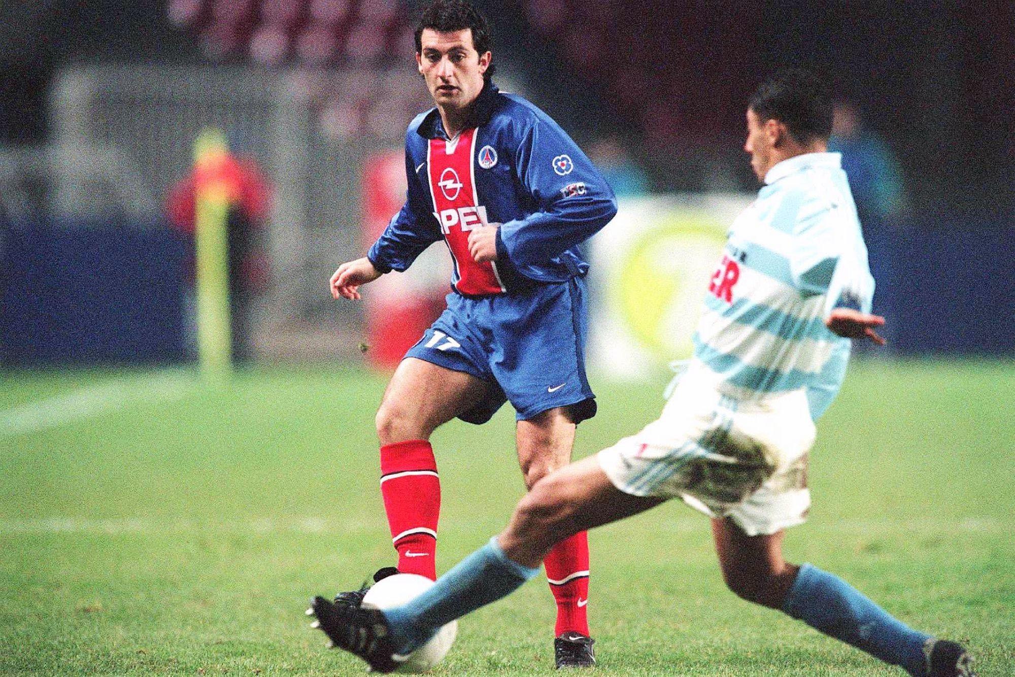 """Algerino trouve Meunier """"plus complet"""" que Florenzi"""
