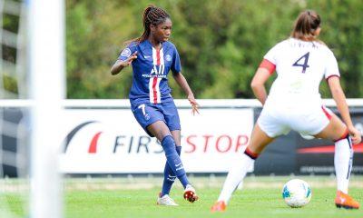 Officiel - Aminata Diallo prolonge son contrat au PSG