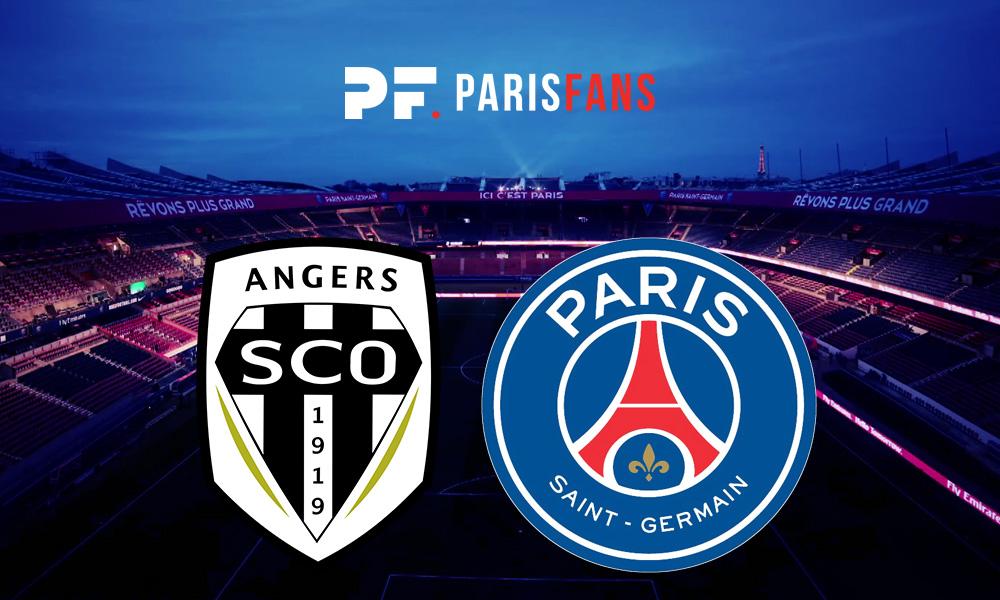 Angers/PSG - Le groupe parisien : les mêmes joueurs que face à l'OM