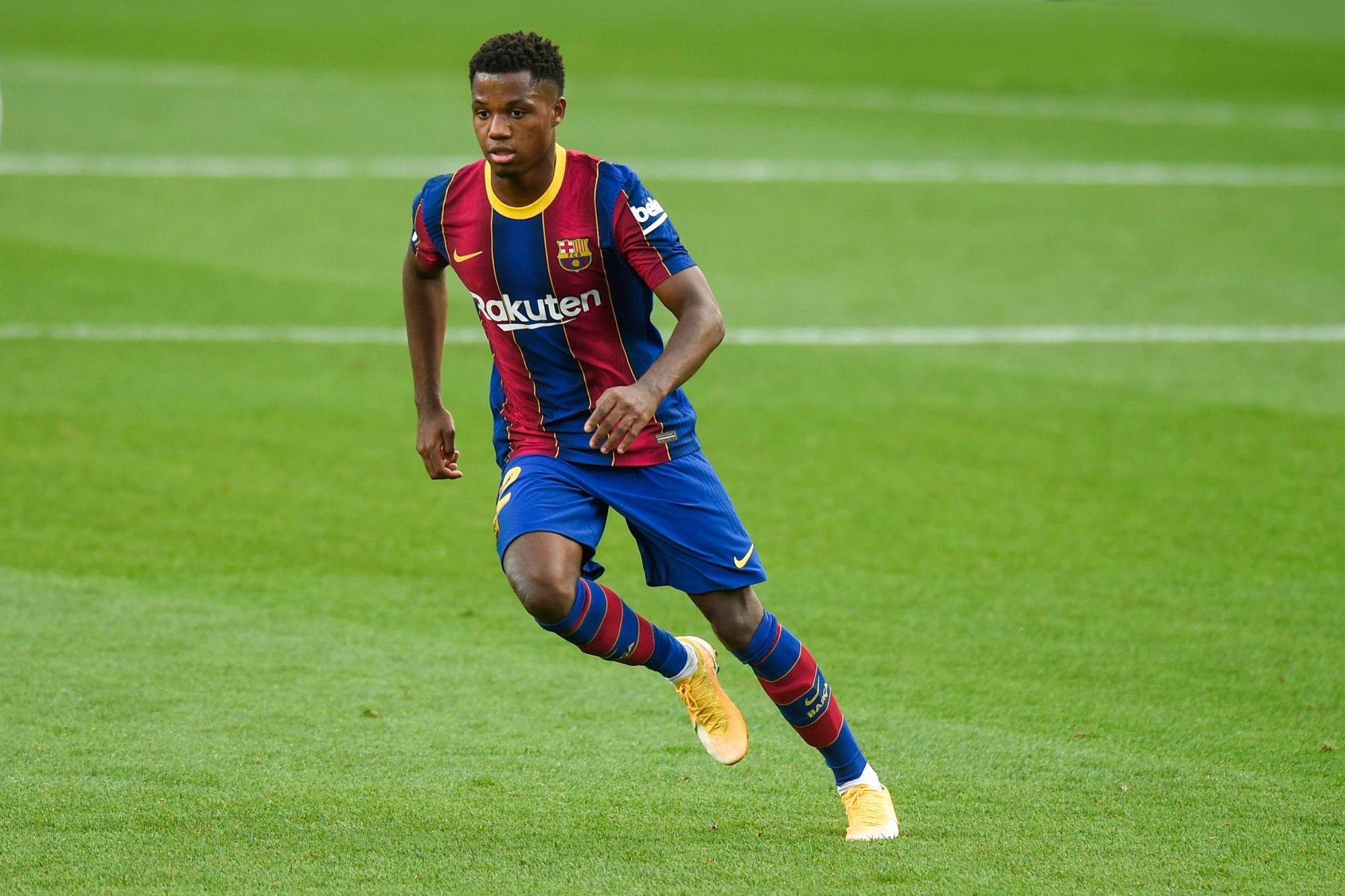 LDC - Le Barça annonce du positif pour Ansu Fati, espéré face au PSG