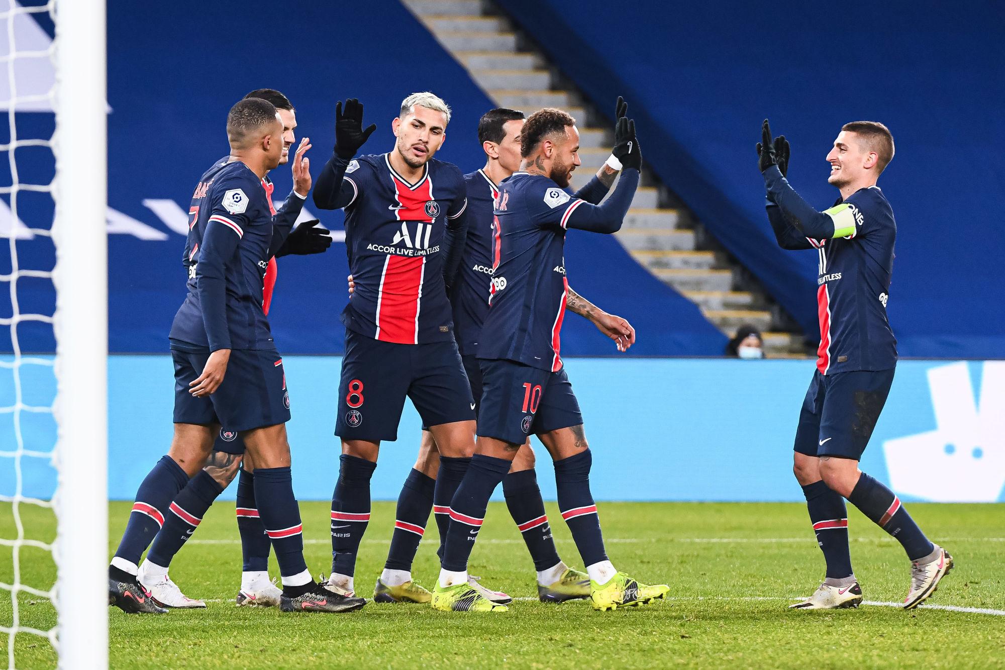 Les images du PSG ce vendredi: Large victoire à Montpellier, Mbappé décisif !