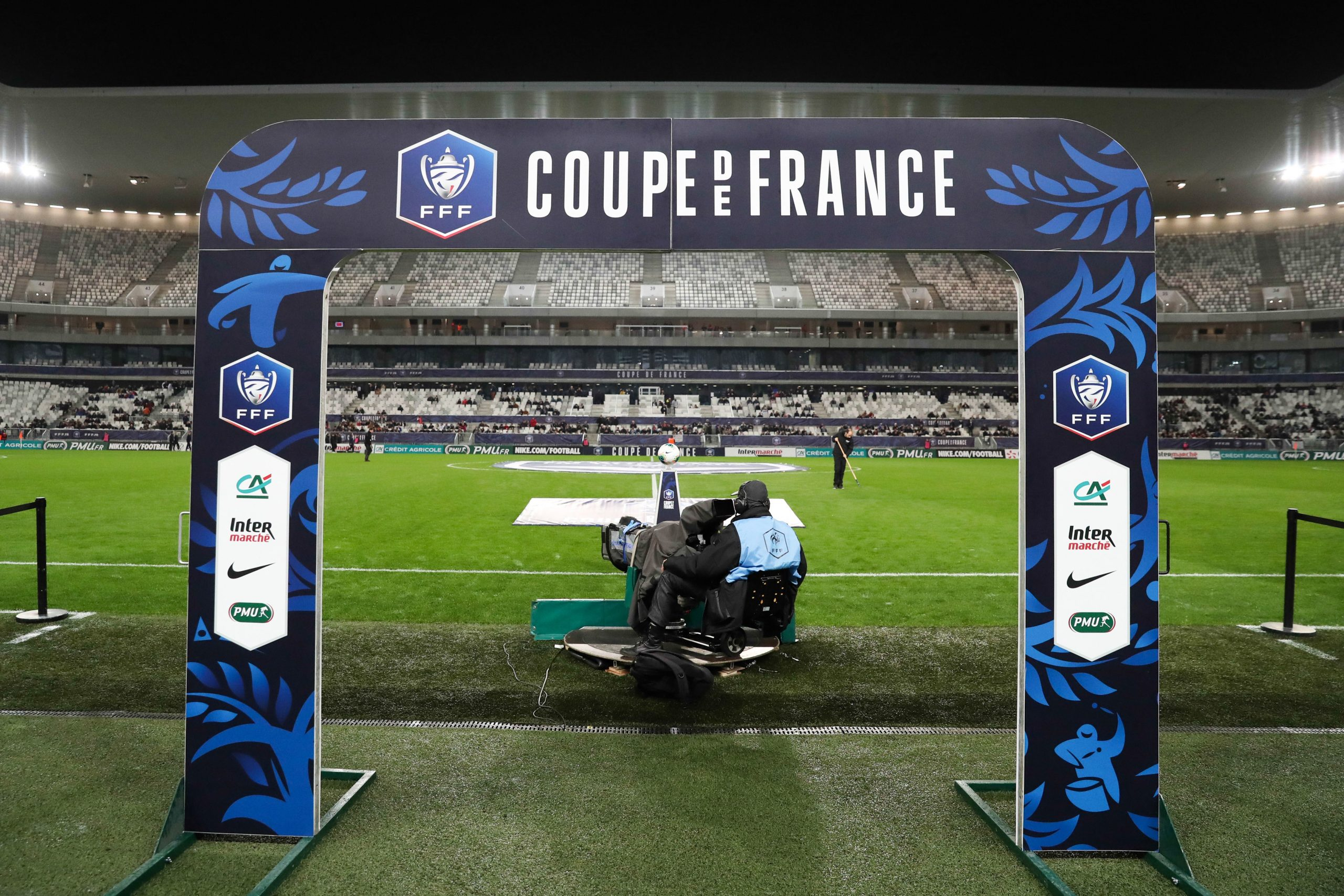 Coupe de France - Le tirage du 8e tour et des 32es de finale en direct