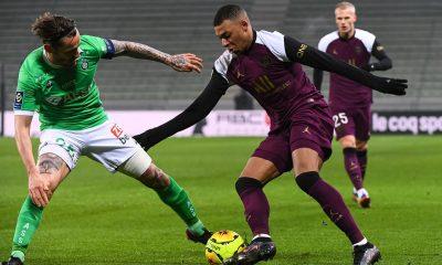 """Saint-Etienne/PSG - Debuchy est satisfait """"on peut remporter le match sur la seconde mi-temps"""""""