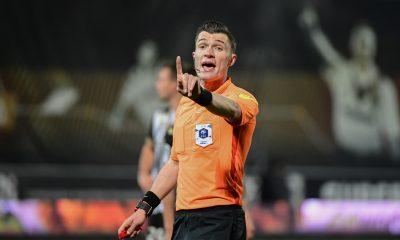 Metz/PSG - Dejalod arbitre du match, un habitué des cartons rouges et penaltys