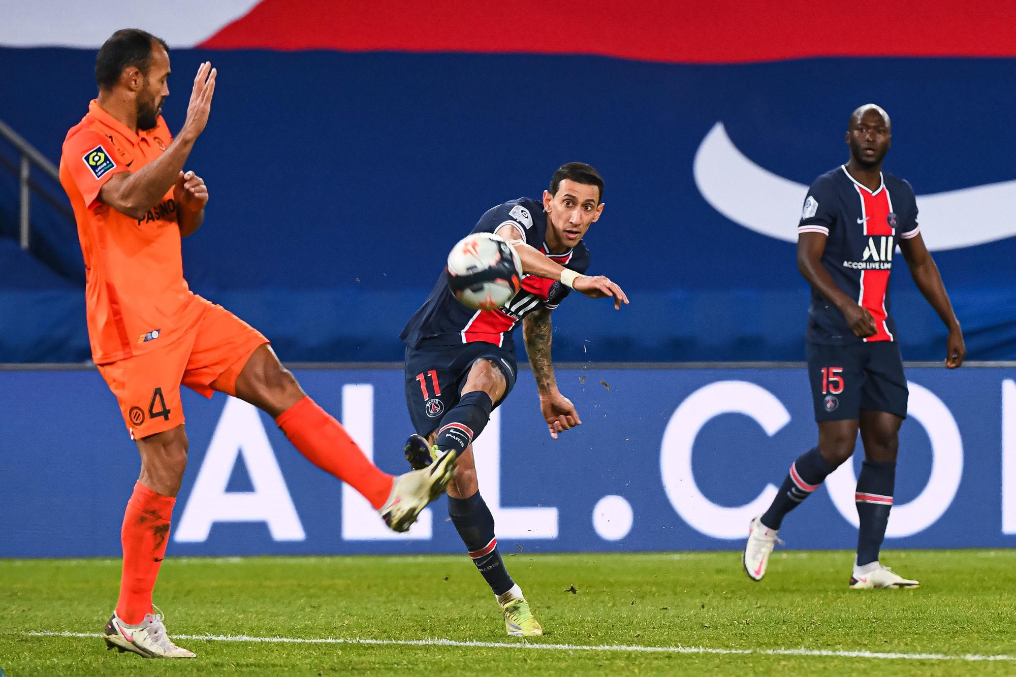 PSG/Montpellier - Di Maria évoque la montée en puissance et Mbappé