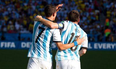 """Di Maria est très clair """"Messi ? Ce serait génial, je ne pourrais pas en demander plus"""""""
