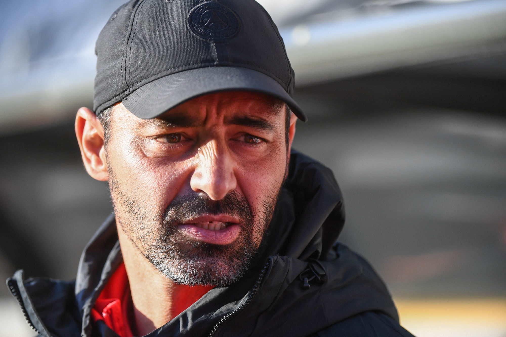 """Barcelone/PSG - Echouafni """"il nous a manqué beaucoup de choses pour pouvoir passer"""""""