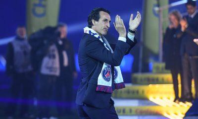 """Emery assure qu'il est """"très fier"""" de ce qu'il a accompli au PSG"""