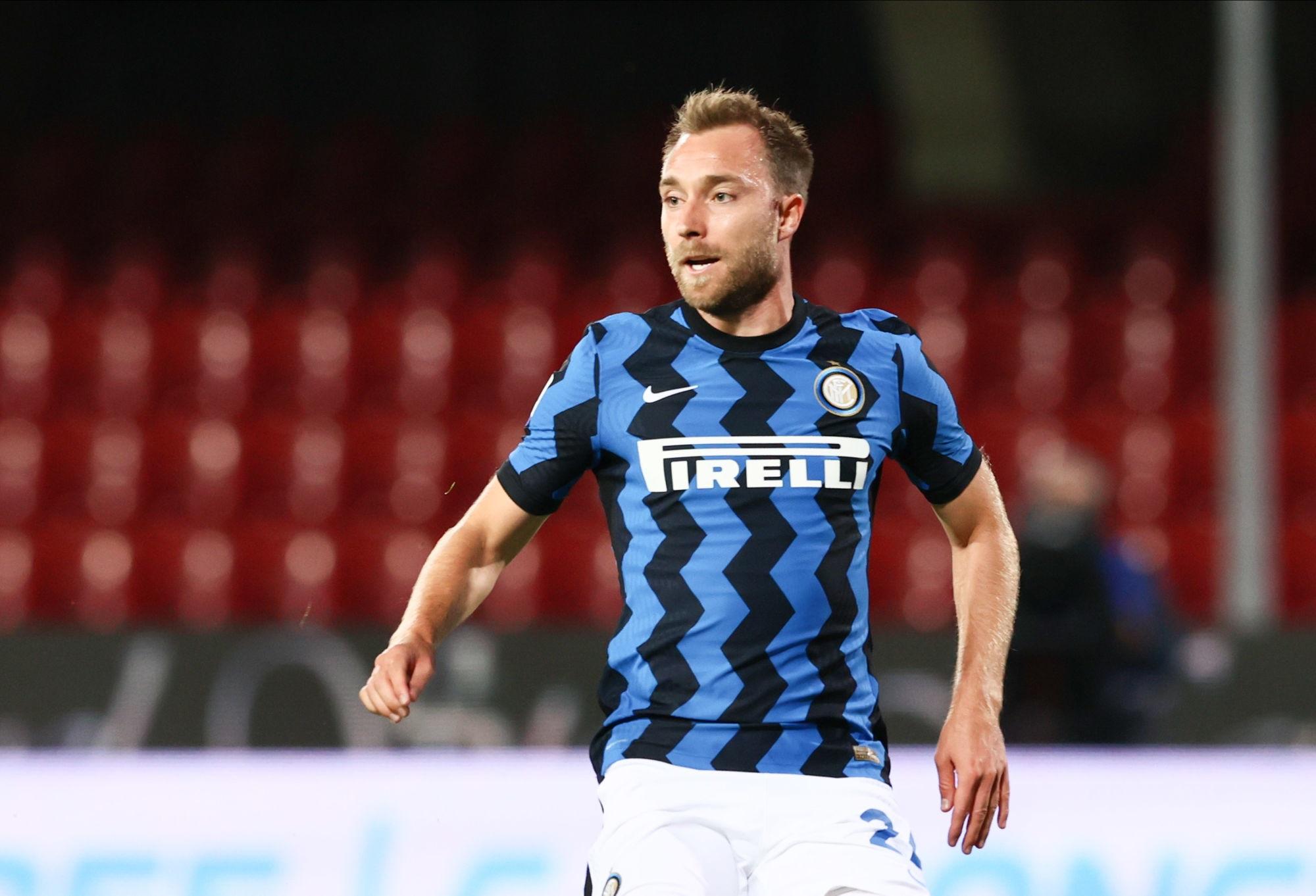 Mercato - Eriksen plutôt vers la Premier League et loin d'un transfert, selon Sky Italia