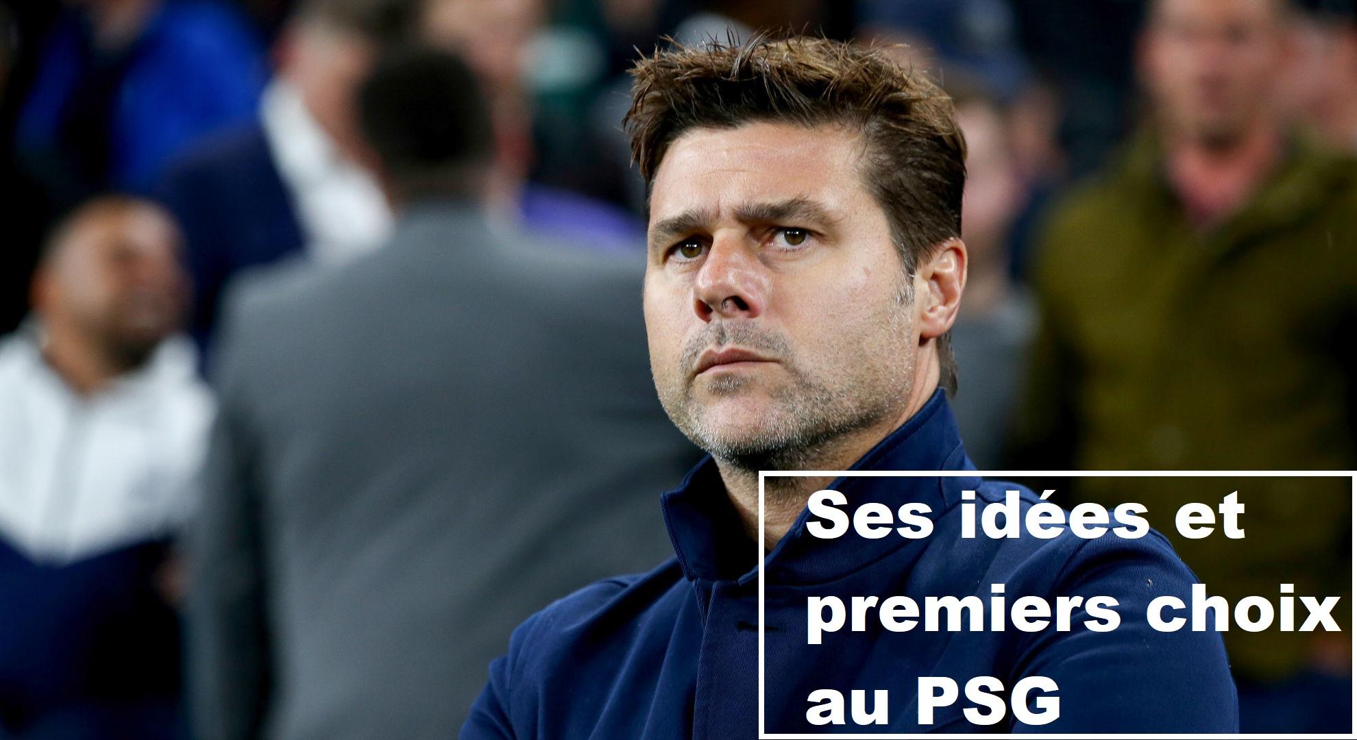 Podcast PSG - Les méthodes et premiers choix de Pochettino à Paris