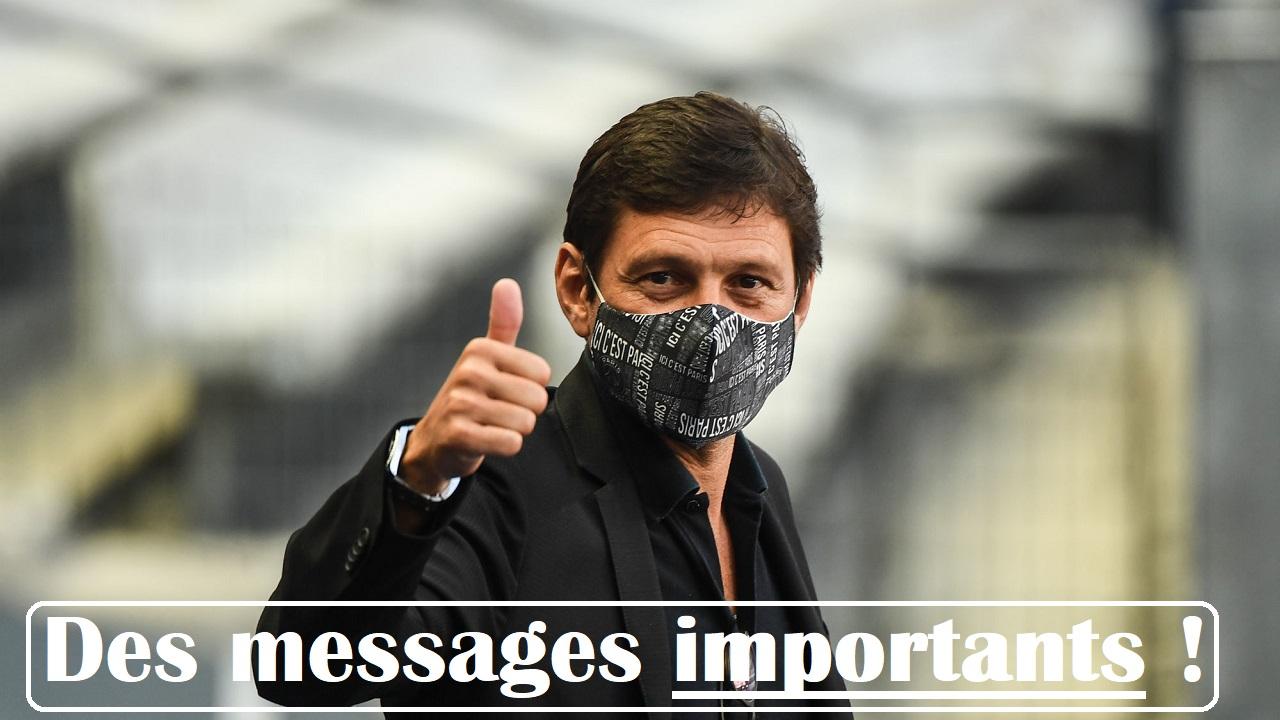 Podcast PSG - Mercato, Neymar et Mbappé, les messages de Leonardo
