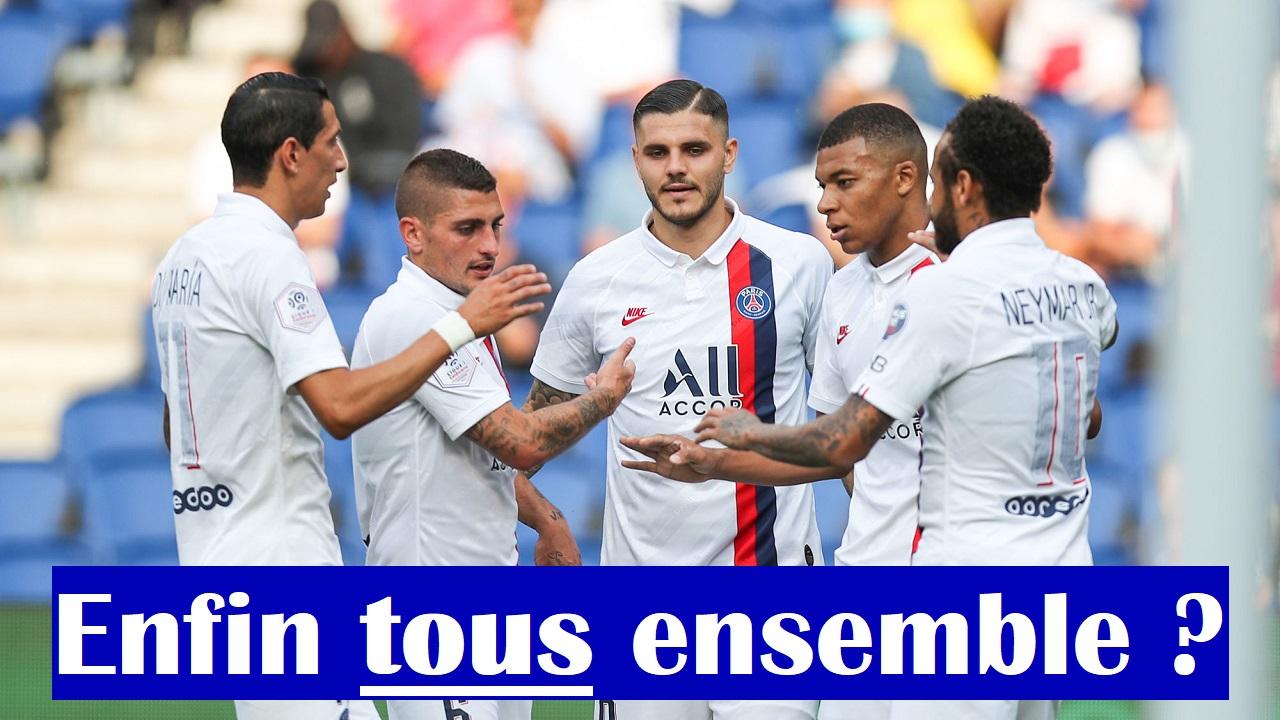 Podcast - PSG/Montpellier : L'équipe parisienne et nos pronostics