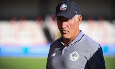 """Ligue 1 - Galtier ne voit pas le LOSC comme un """"concurrent"""" du PSG"""