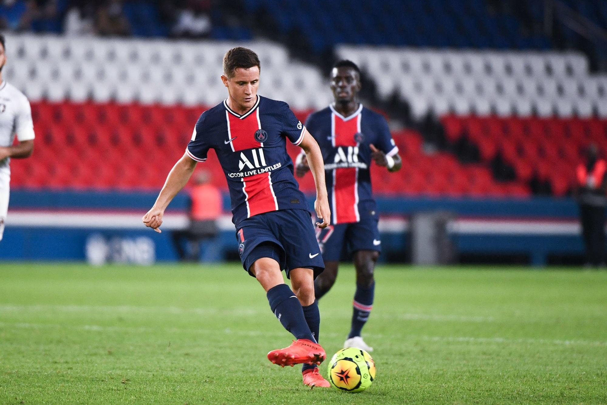 PSG/Montpellier - Herrera et Dagba toujours absents de l'entraînement