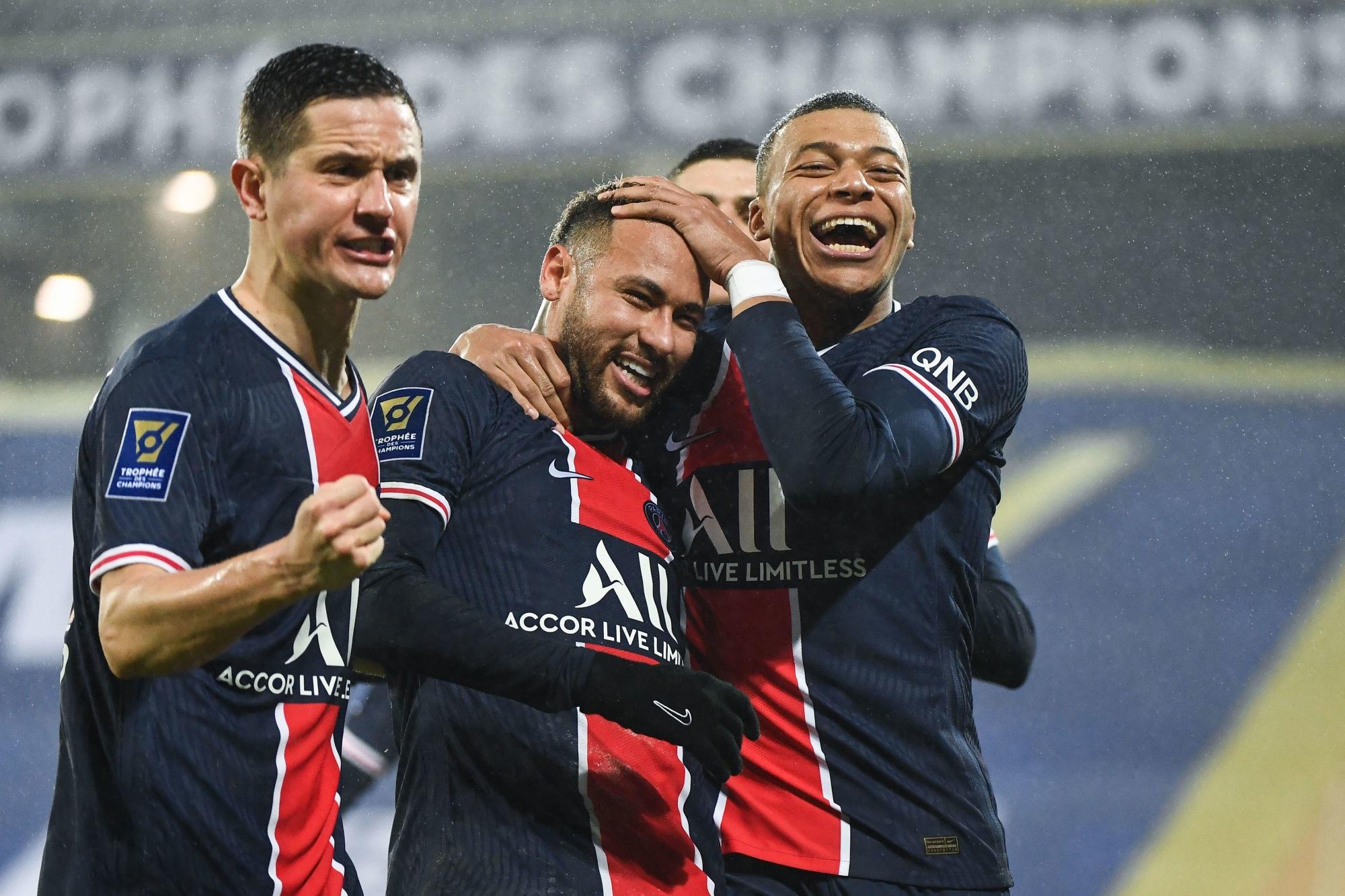 PSG/OM - Herrera évoque la victoire, les supporters, le trophée et Pochettino