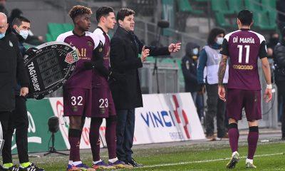 Obraniak voit le match du PSG contre Saint-Etienne comme «riche d'enseignements» pour Pochettino