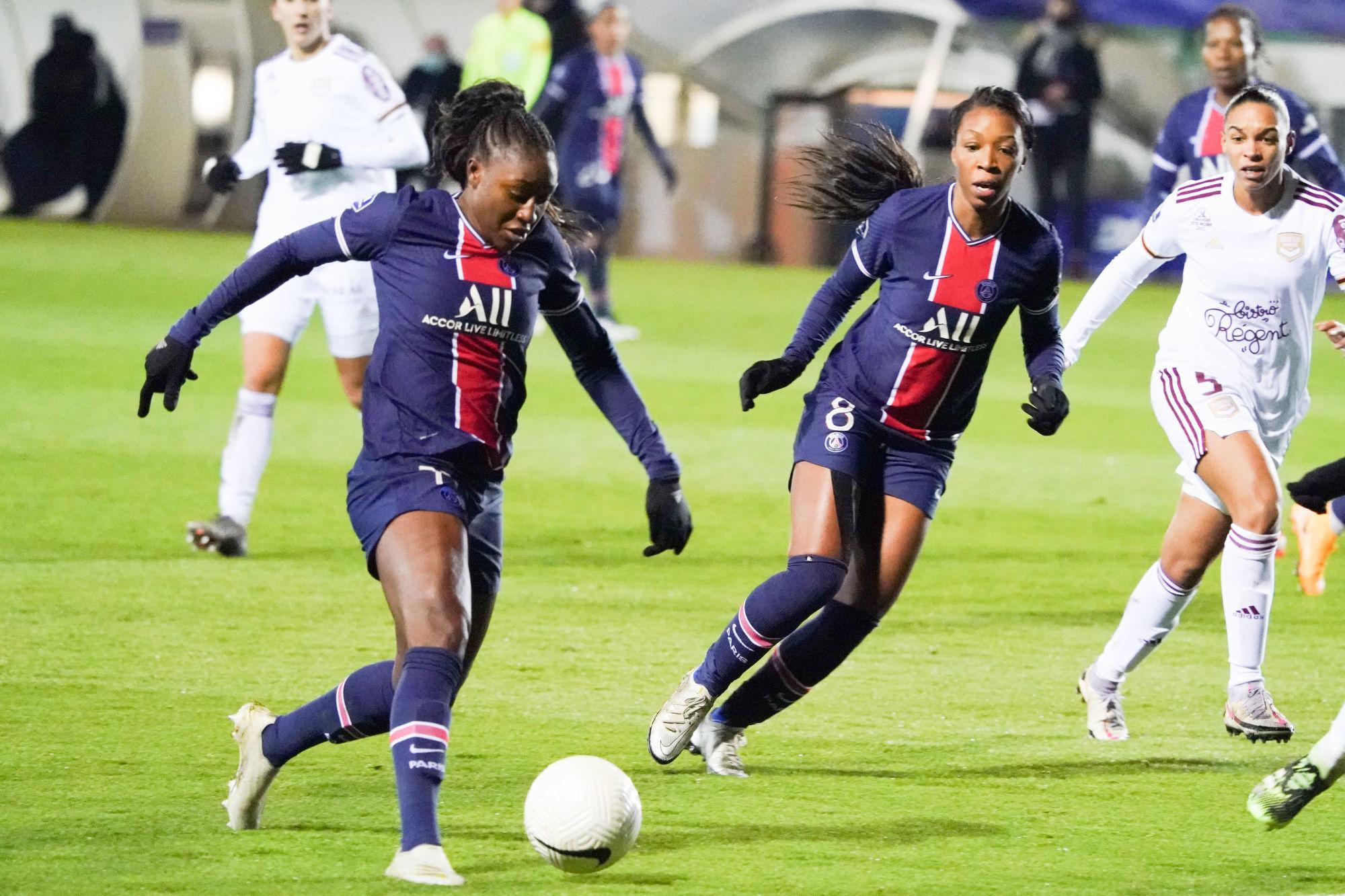 Le PSG s'impose 1-0 contre Bordeaux pour bien démarrer l'année 2021 et rester en tête