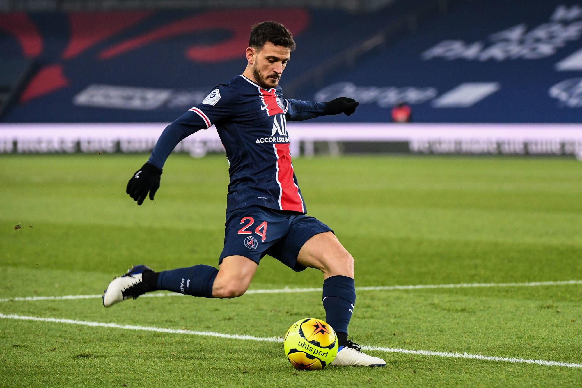 PSG/OM - Le Parisien fait le point sur le groupe de Paris, Danilo et Paredes de retour