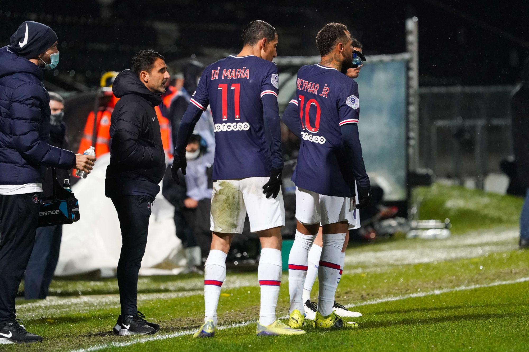 Angers/PSG - Les notes des Parisiens dans la presse : les attaquants n'ont pas la moyenne
