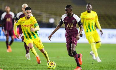 Fadiga espère «avoir plus de temps de jeu» en 2021 et «gagner contre Barcelone»