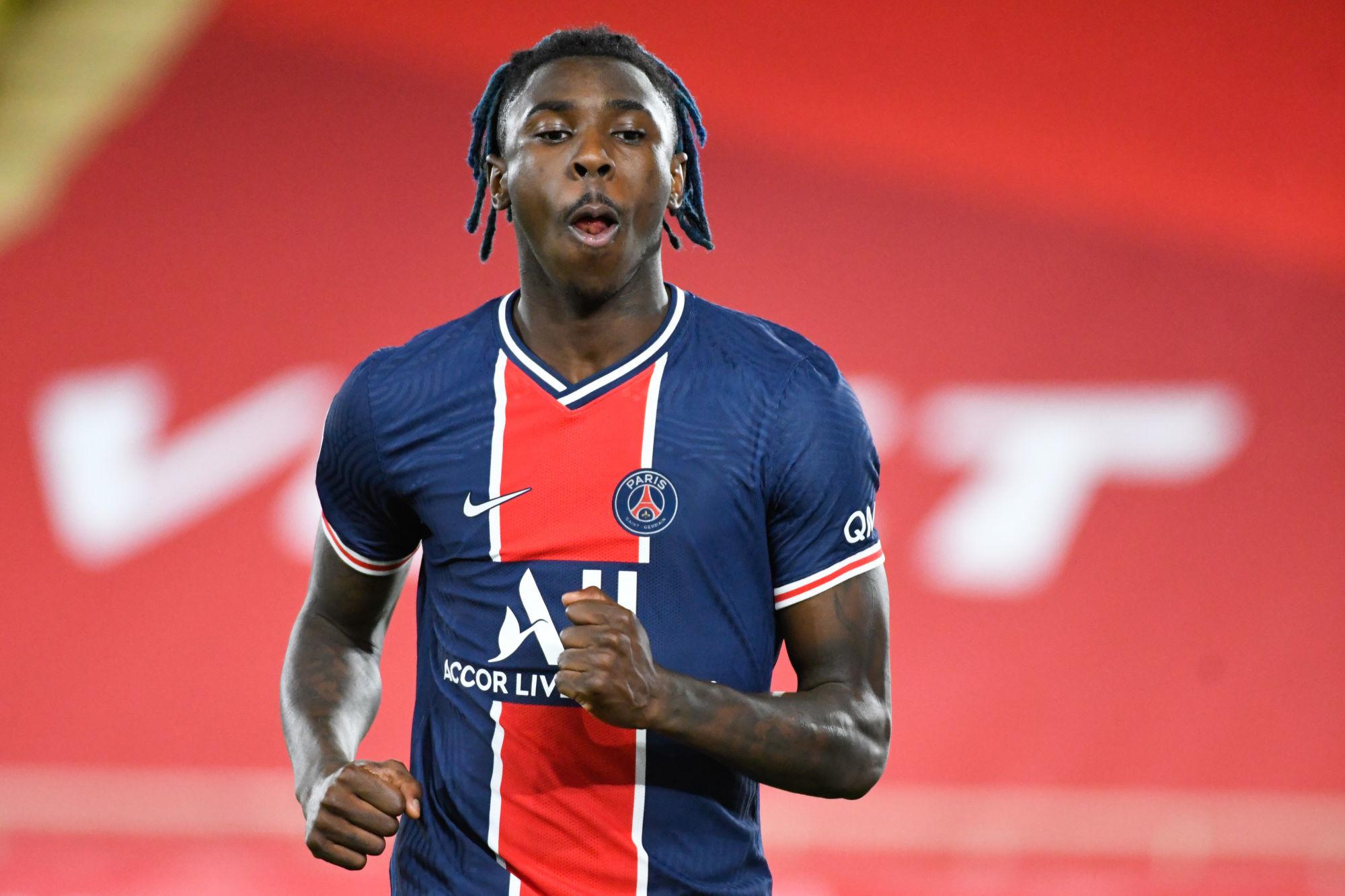 Officiel - Kean est positif coronavirus et est forfait pour Bordeaux/PSG