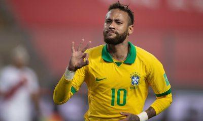 Officiel - Neymar et Marquinhos ne sont pas convoqués avec le Brésil pour les JO