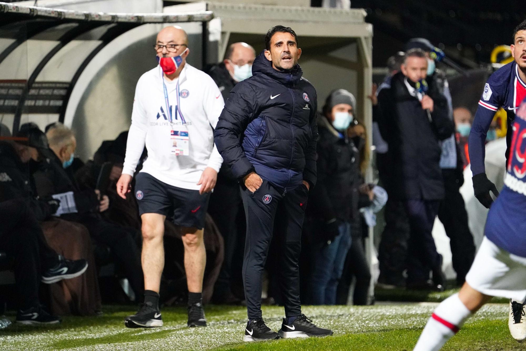 PSG/Montpellier - Jesus Perez évoque Mbappé, le travail et l'absence de Pochettino