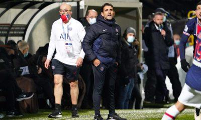 Angers/PSG - Jesus Perez évoque Mbappé, le contact avec Pochettino et les semaines à venir
