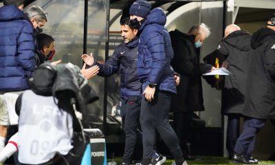 """Angers/PSG - Jesus Perez souligne """"Il a fallu s'adapter"""""""