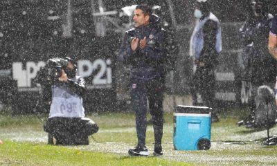 Angers/PSG - Jesus Perez évoque la victoire difficile et les efforts de Mbappé