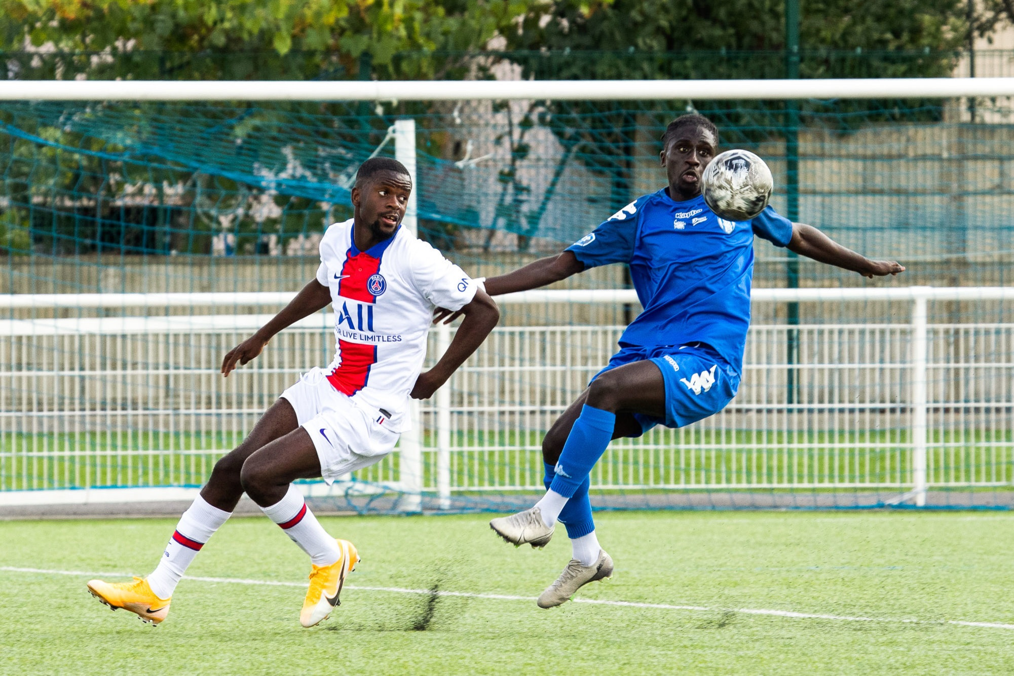 Officiel - Daniel Labila quitte le PSG pour signer au Standard de Liège