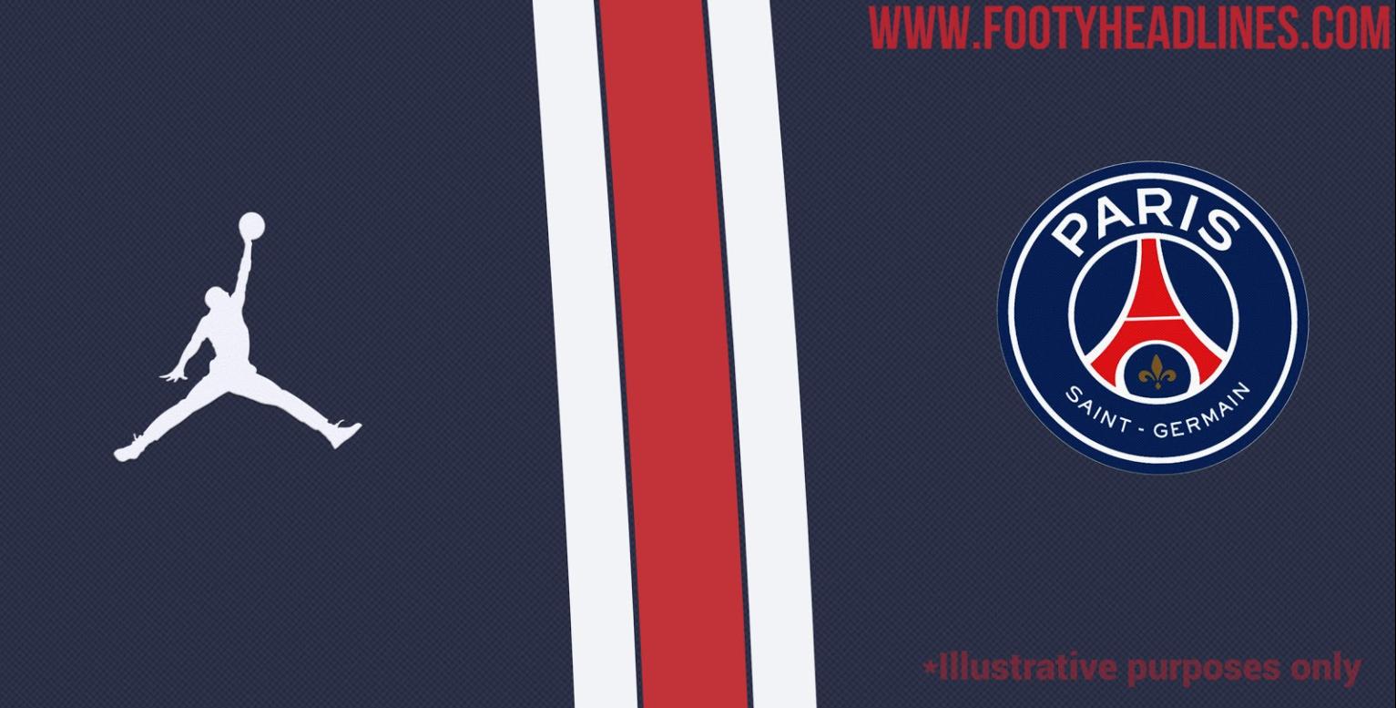 Le maillot domicile du PSG 2021-2022 officialisé le 22 mai, selon Footy Headlines