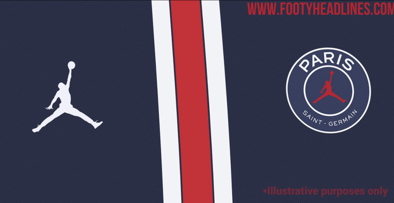 Une première image de la tenue domicile du PSG 2021-2022 dévoilée par Footy Headlines