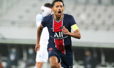 PSG/OM - Marquinhos élu de peu meilleur joueur par les supporters parisiens