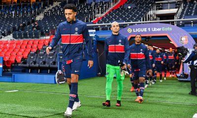 Lorient/PSG - Les forfaits de Navas, Marquinhos et Herrera se confirment