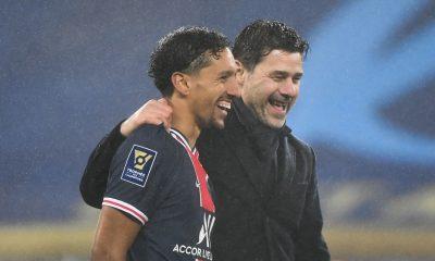 """Marquinhos évoque son parcours au PSG """"j'ai encore envie de me donner à fond"""""""