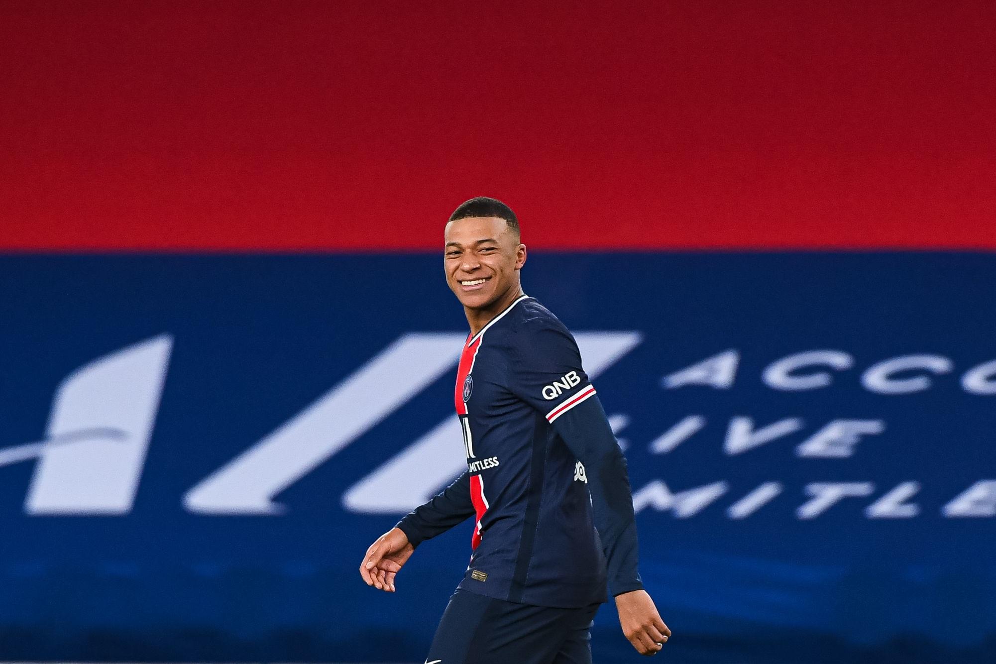"""PSG/Montpellier - Mbappé évoque de la fierté et le """"plaisir à jouer ensemble"""""""