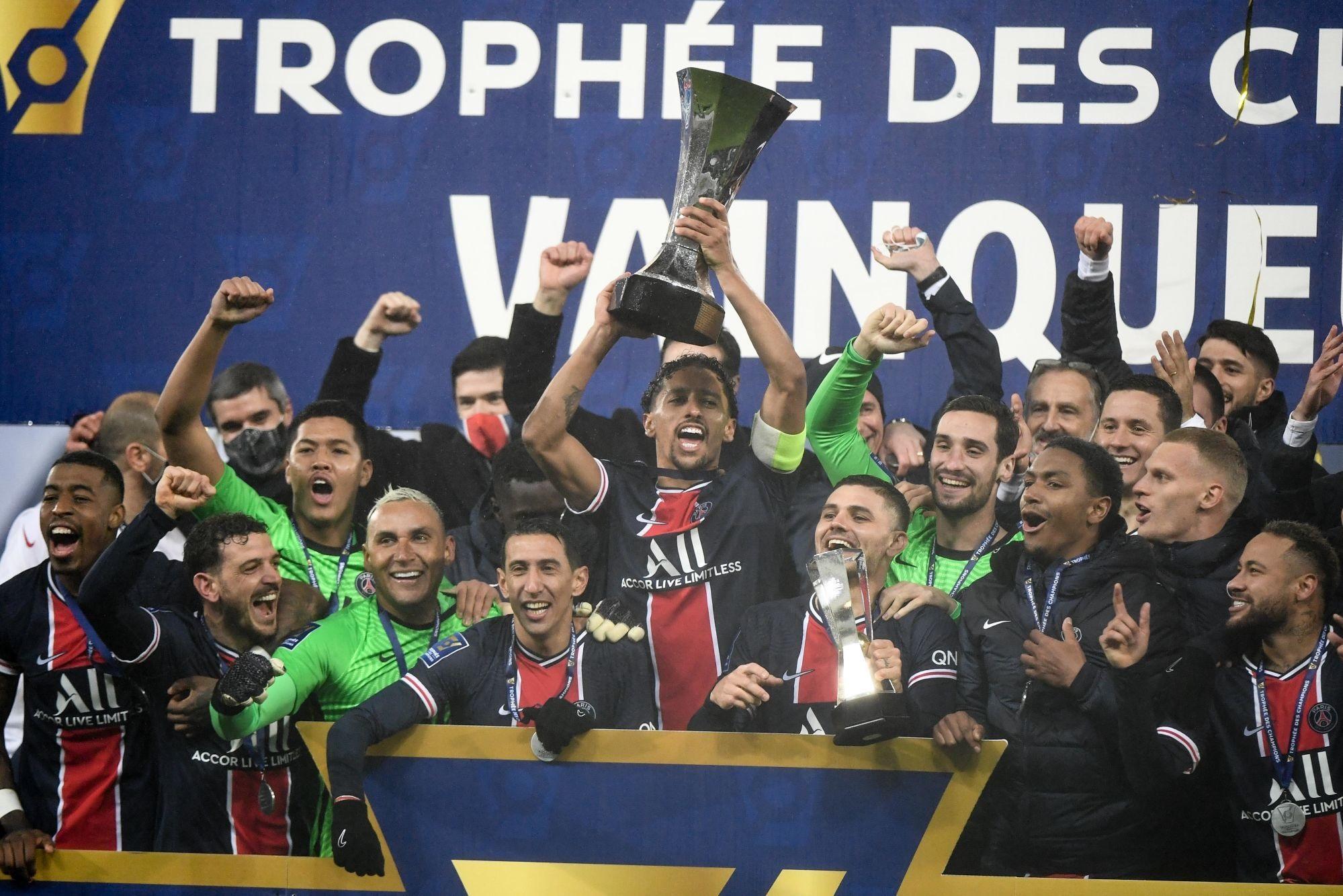 PSG/OM - Qui a été le meilleur joueur parisien ?