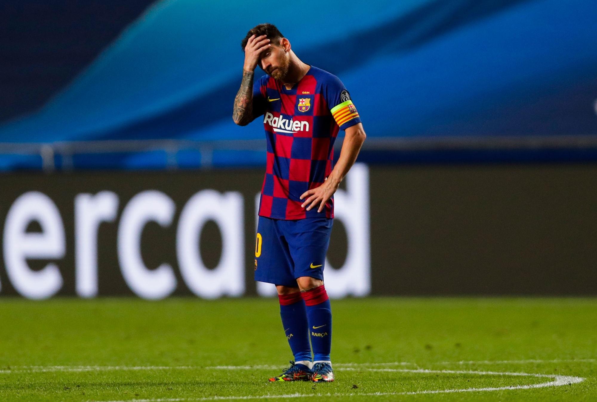 """Mercato - Le PSG va """"essayer de trouver un moyen"""" pour Messi, assure Julien Laurens"""