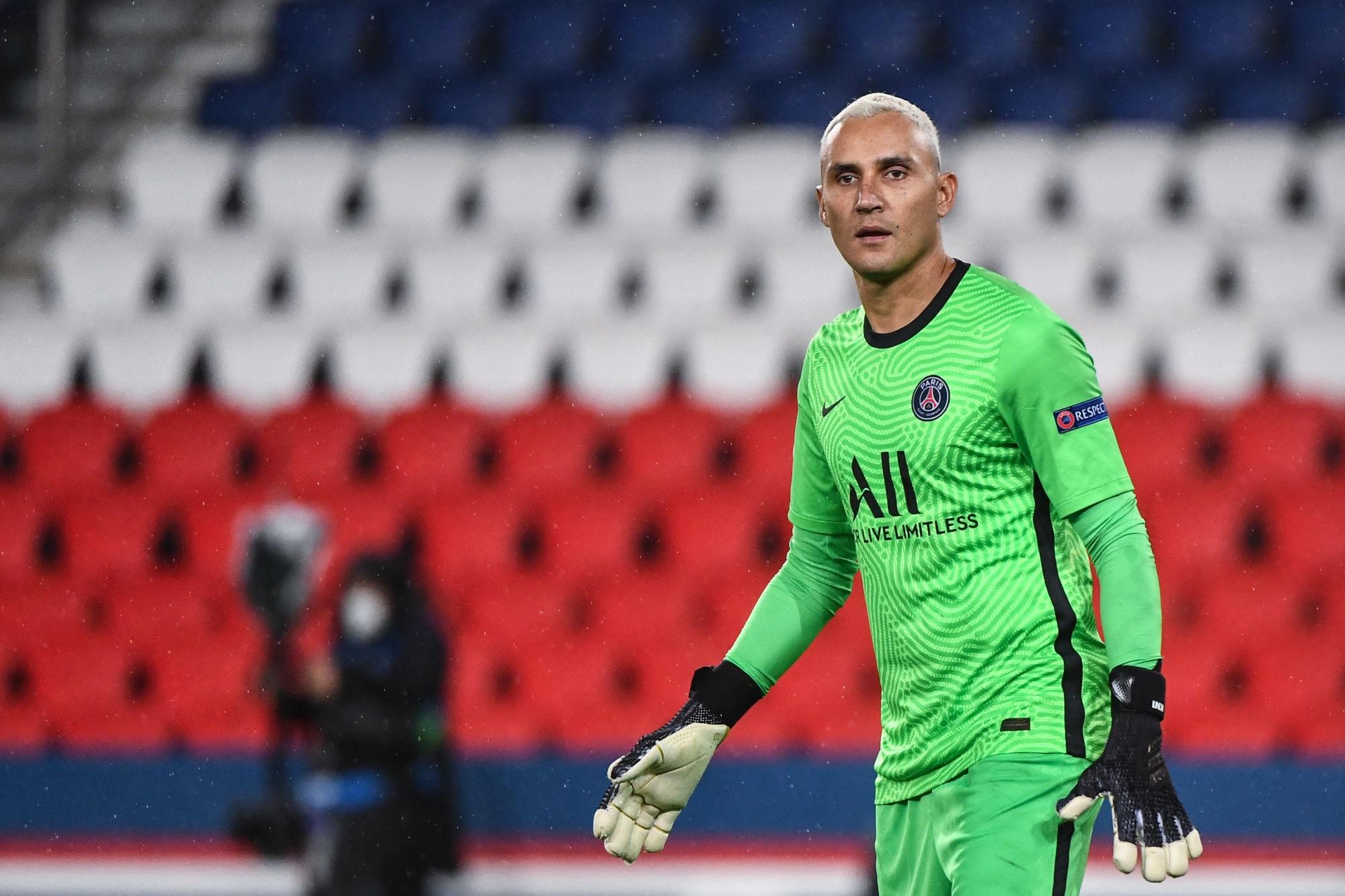 Angers/PSG - Navas largement élu meilleur joueur parisien