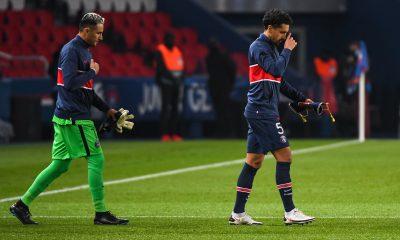 Ligue 1 - 2 joueurs du PSG dans l'équipe-type de la mi-saison de L'Equipe