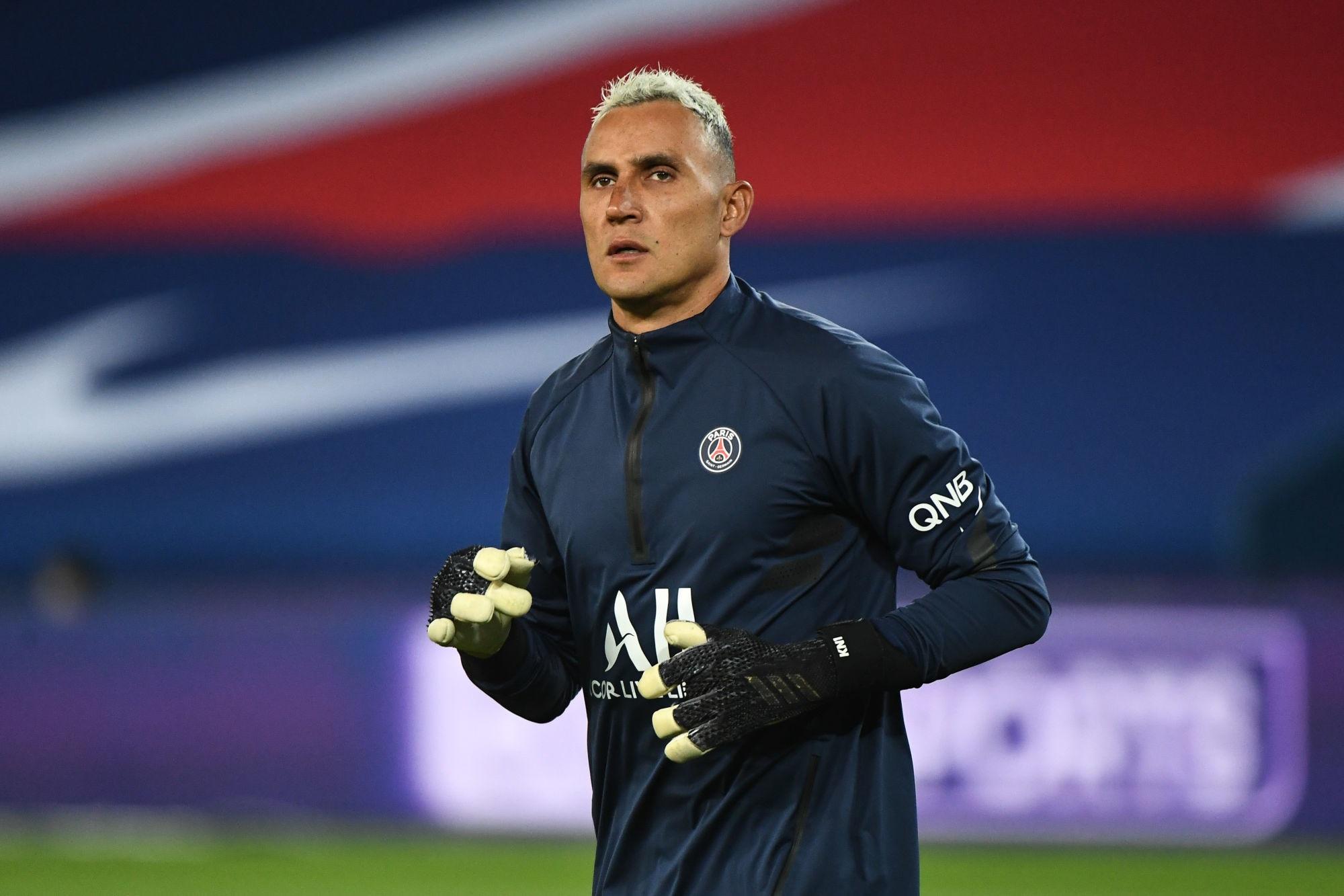 """Angers/PSG - Navas évoque """"un match qui nous aide à nous améliorer"""" et Pochettino"""
