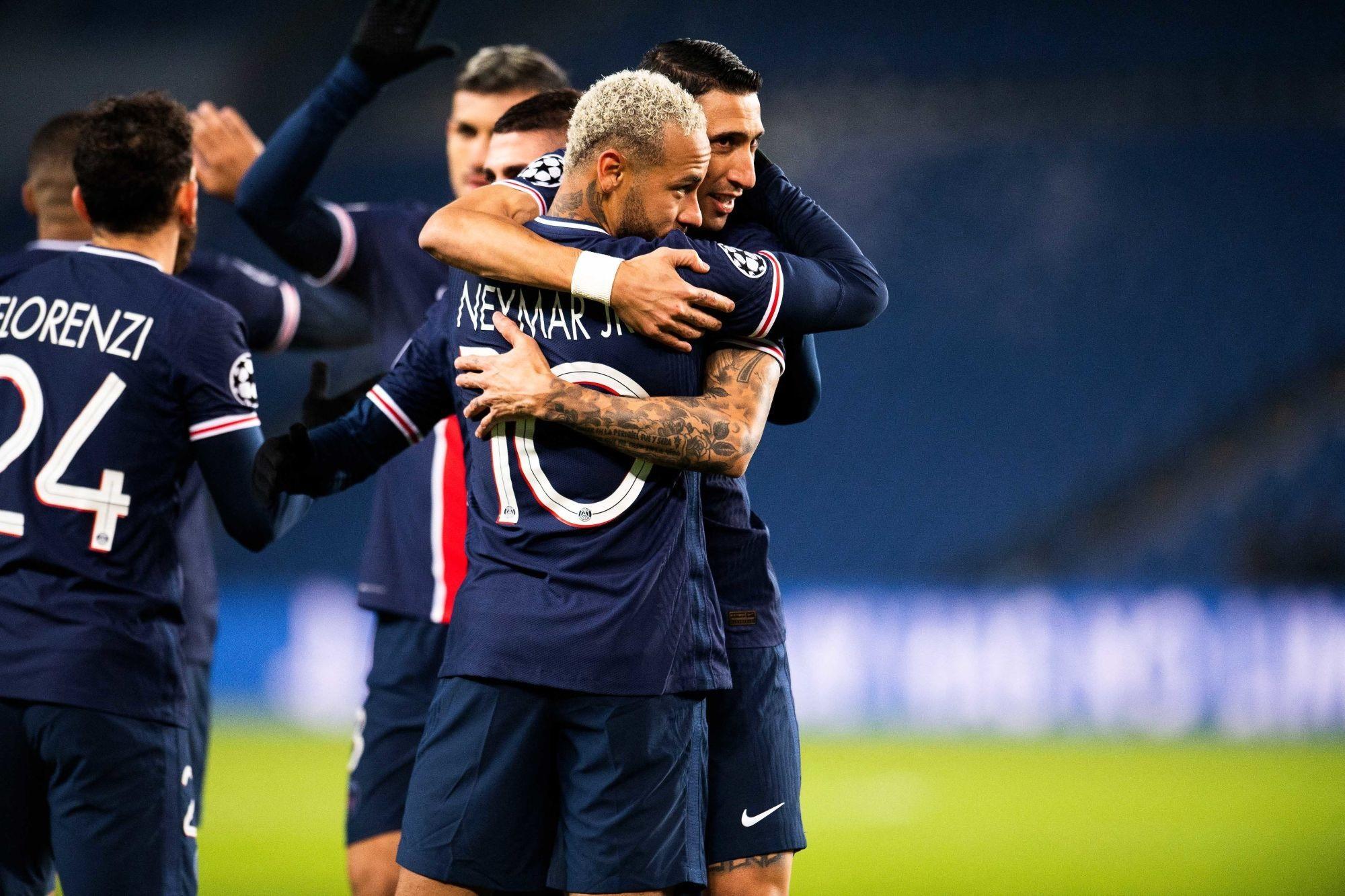 Neymar dans le top 10 des passeurs décisifs de l'histoire de la LDC, Di Maria 3e